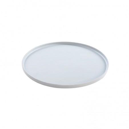 Pichet empilable 1L avec couvercle bleu lagon translucide